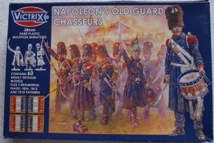Victrix 28mm VX0011 French Old Guard Chasseurs
